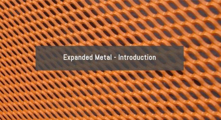 What is expanded metal