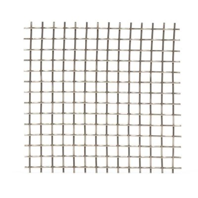M003518 Fine Woven Wire Mesh Per Metre: 6.0mm Openings