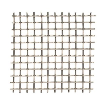 M00314 Fine Woven Wire Mesh Per Metre: 6.4mm Openings