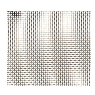 M00820 Fine Woven Wire Mesh Per Metre: 2.2mm Openings