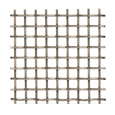 M00212 Fine Woven Wire Mesh Per Metre: 10mm Openings